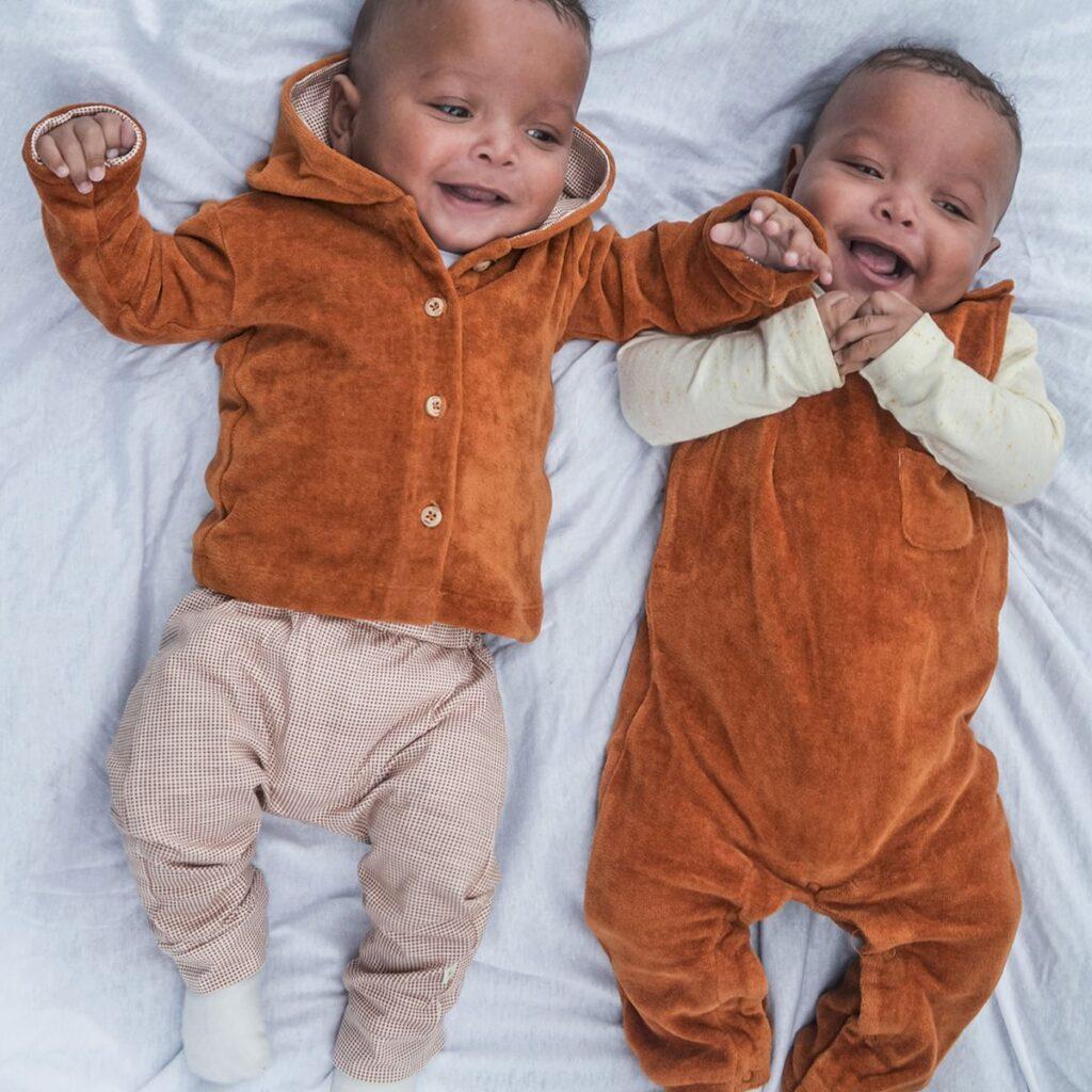 moodstreet babyjas, moodstreet petit vestje, babyvestje, baby vest, vestjasje, babyjasje, babyjassen