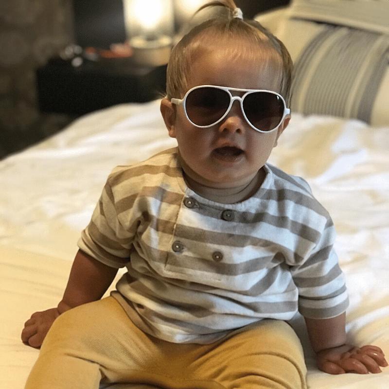 pilotenbril baby, kinderzonnebril