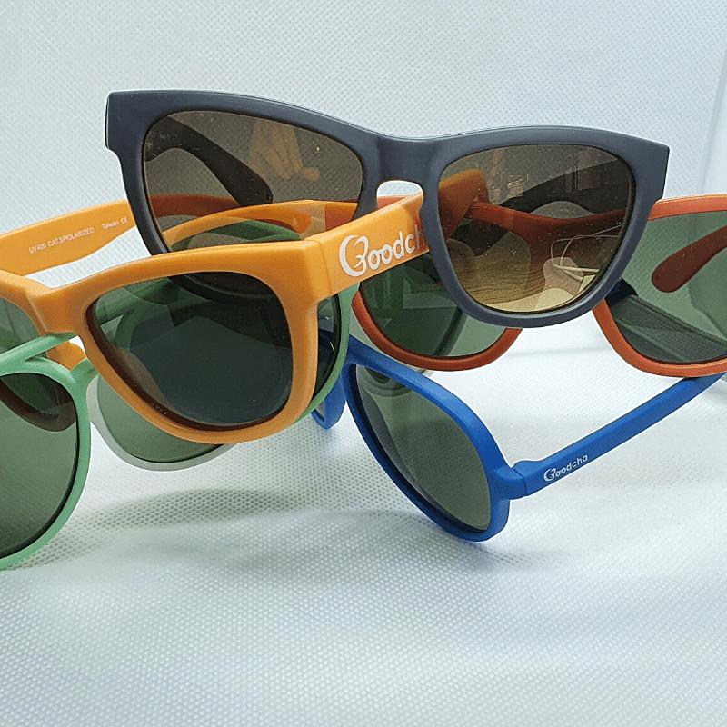Goodcha, baby zonnebril, kinder zonnebril, veilige baby bril, baby brillen, baby zonnebrillen, kinderzonnebril