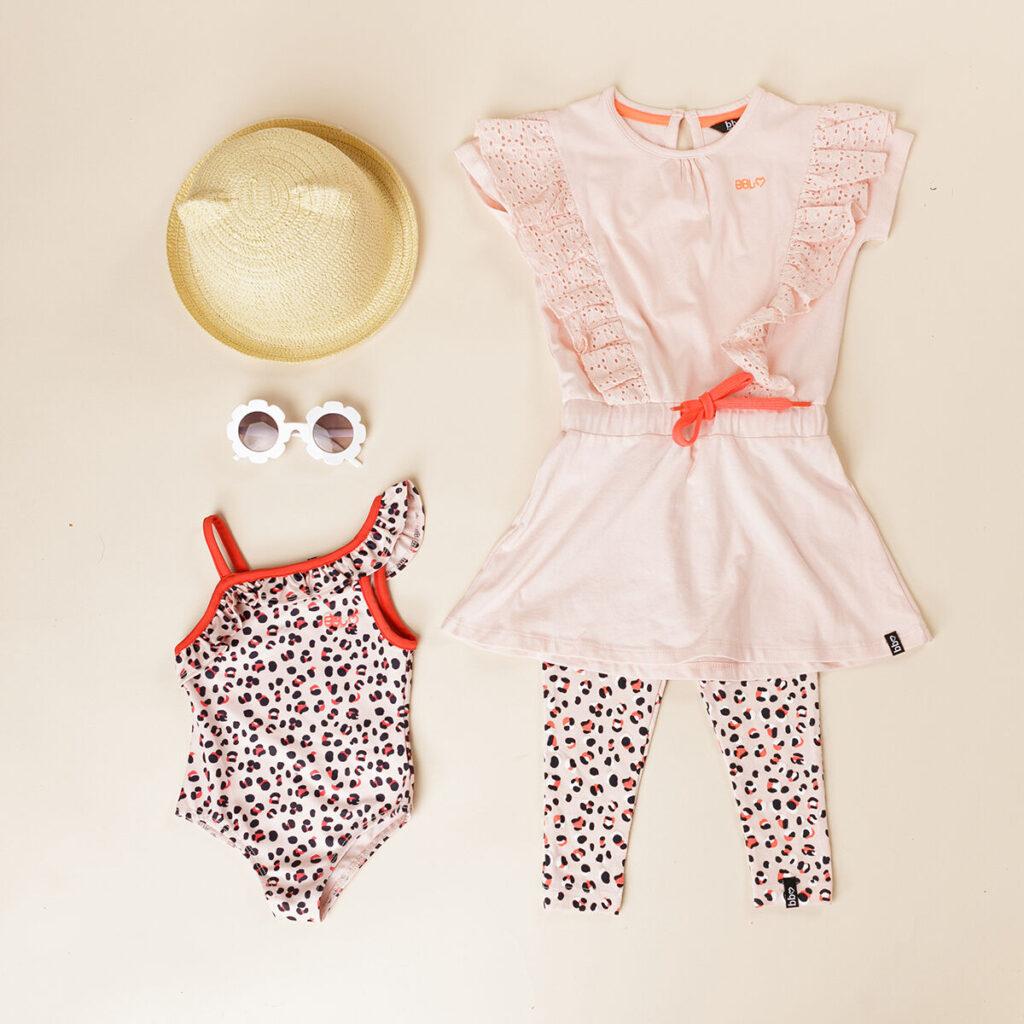 babykleding meisjes, beebielove meisjeskleding, babyjurkje