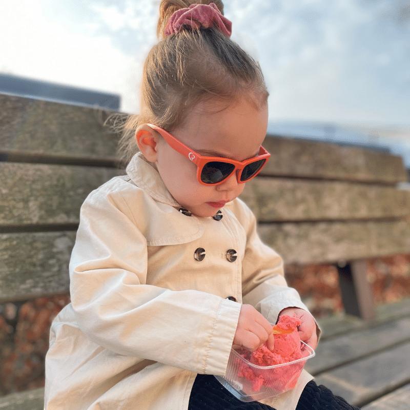 goodcha, baby zonnebril, kinderzonnebril, veilige kinderzonnebril