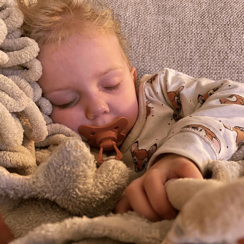 nachtangsten, mijn kind heeft nachtangsten, wat kan ik doen aan nachtangsten, slaap, slapend kindje