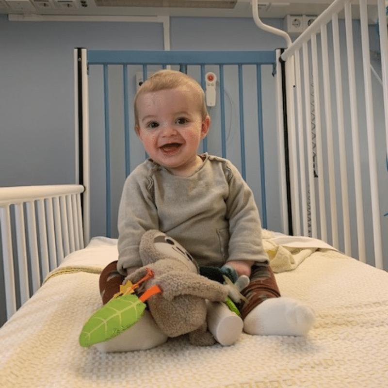 provocatietest, provocatietest ziekenhuis, provocatietest baby, provocatietest koemelk