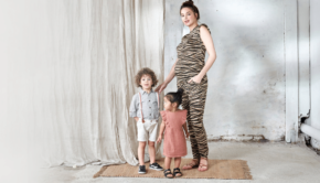 hippe zwangerschapskleding