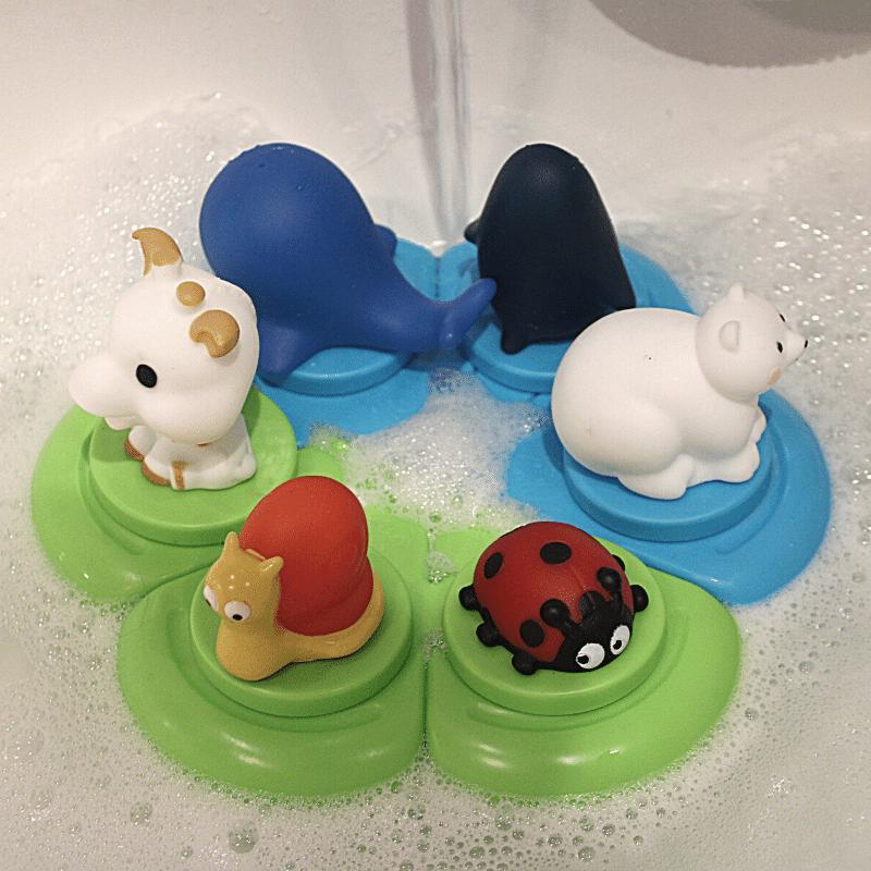 badspeelgoed, sophie de giraf badpuzzel, badpuzzel, baby badspeelgoed