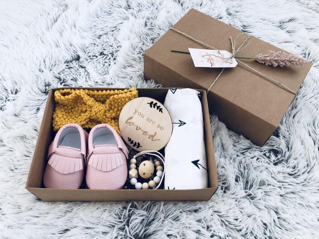 baby geschenk set, baby kraampakket, hip kraampakket, hip kraamcadeau