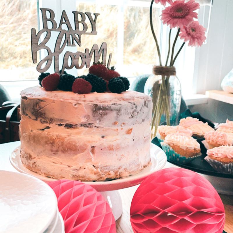 babyshower, babyshower ideeën, in verwachting van een baby meisje, 30 weken zwanger,